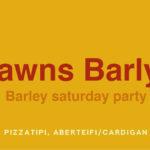 Barley Saturday Party Pizza Tipi Cardigan