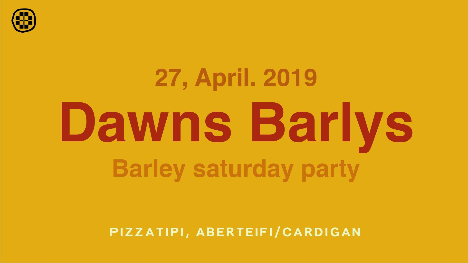 Barley Saturday Party