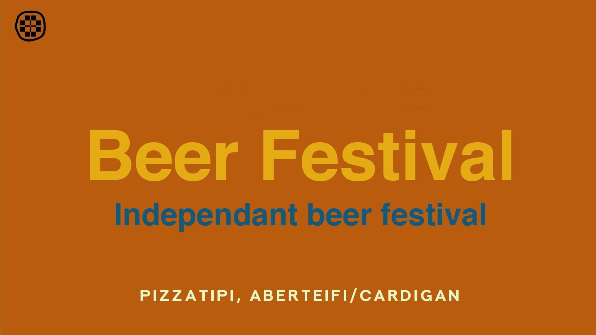 beer festival pizzatipi Cardigan