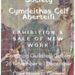 Cardigan Art Society Winter Exhibition
