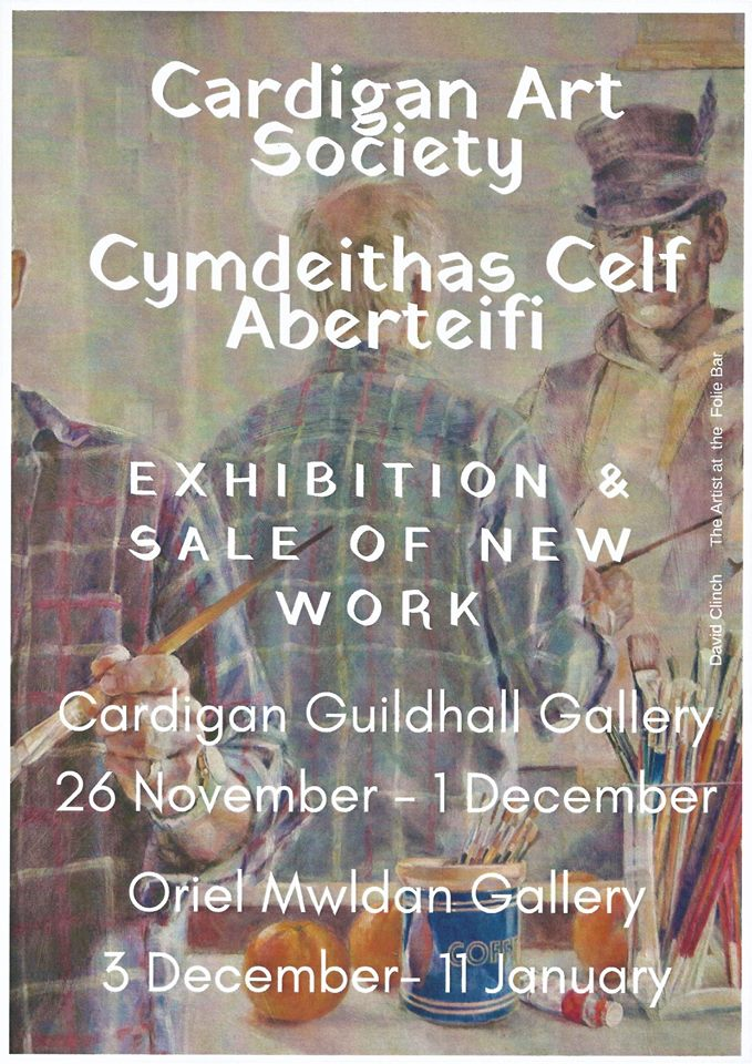 Cardigan Art Society Winter Exhibition