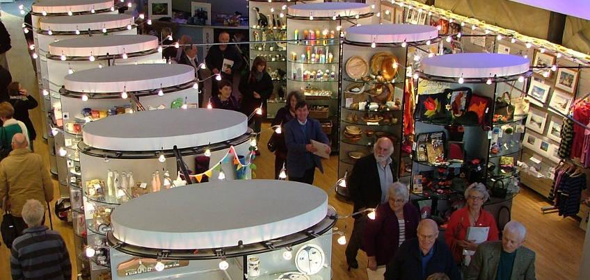 Aberystwyth Arts Centre Xmas Fair