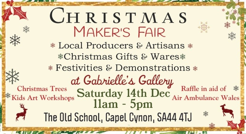 Christmas Makers Fair