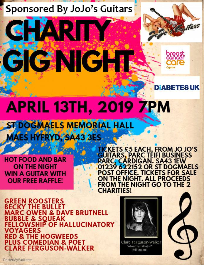 Charity Gig Night