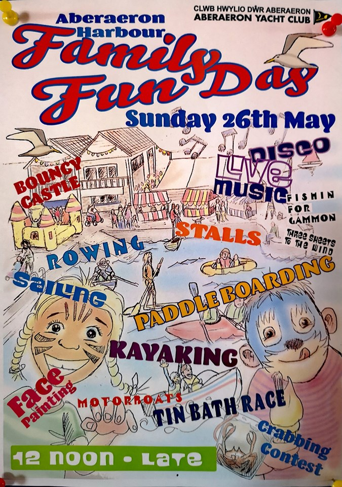 Aberaeron Family Fun Day