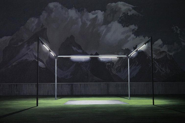 James Moore Exhibition – Strange Eden