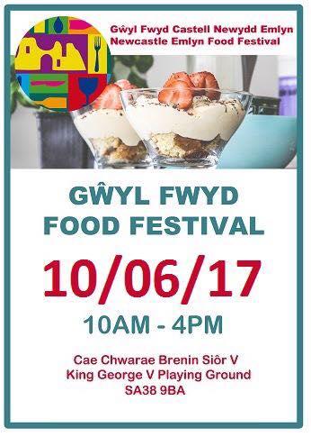Newcastle Emlyn Food Festival 2017