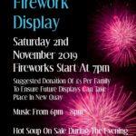 new quay fireworks 2019