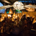 Winter Giant Lantern Parade