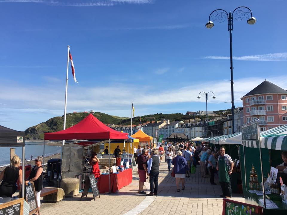 Sea2Shore Aberystwyth Food Festival