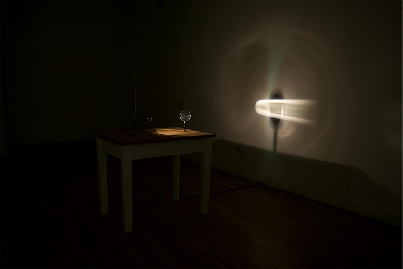 Simon Fenoulhet Orbit Exhibition