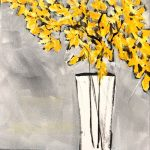 Spring is Here Exhibition at the Corn Exchange Cardigan