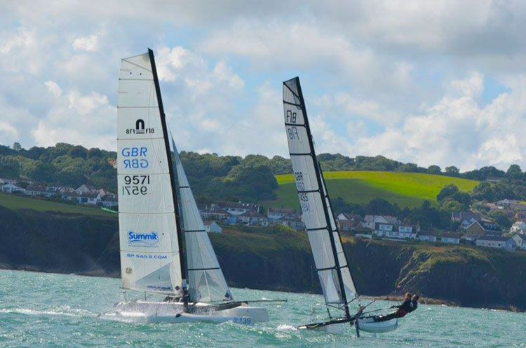 Tresaith Mariners F18 Nationals 2019