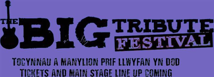 THE BIG TRIBUTE FESTIVAL 2018