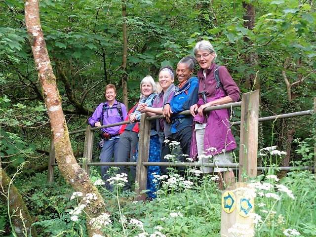 Women's Walking Holiday